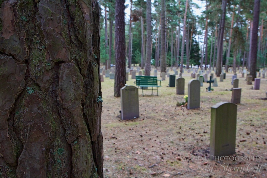 Woodlands cemetery stockholm