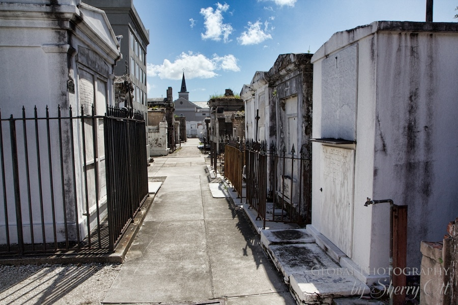 St. Louis 1 cemetery new orleans
