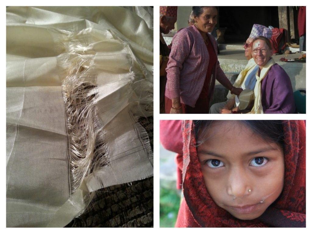 khata scarf nepal