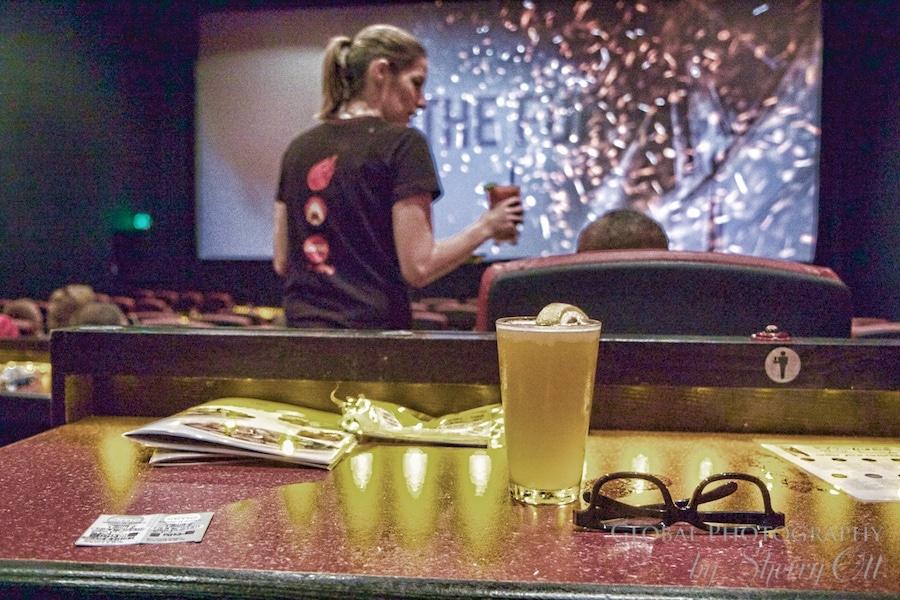 Dine in theater in Orlando