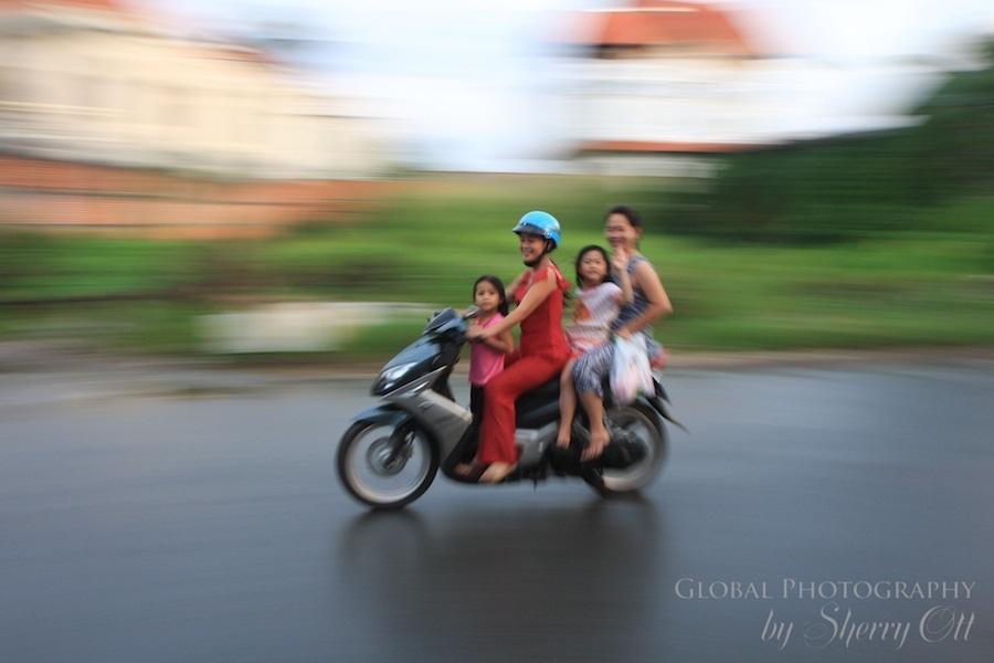 panning photo vietnam