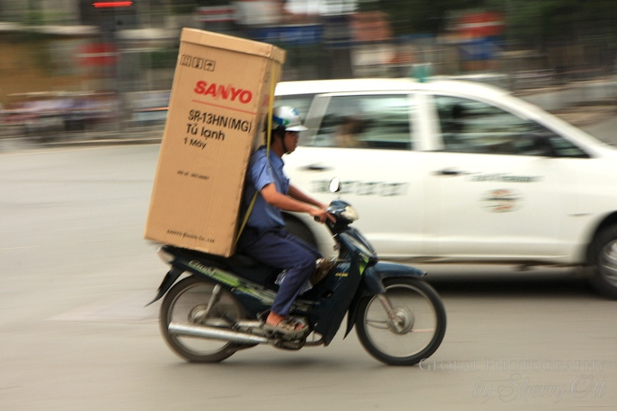 motorbike pictures vietnam