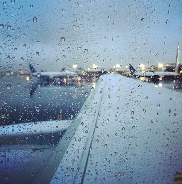 laguardia airport weather