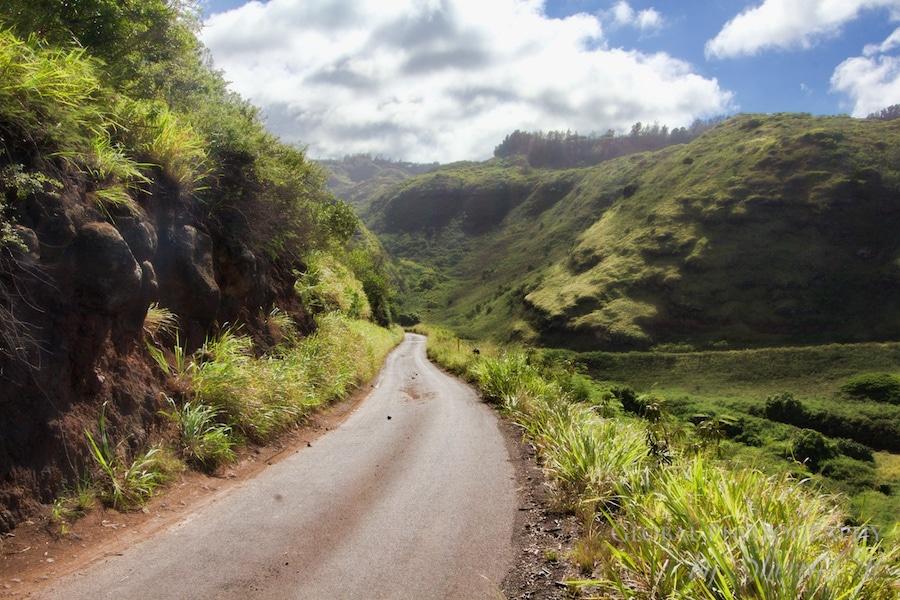Kahekili Highway 340 Maui