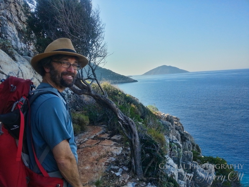 hiking lycian way turkey