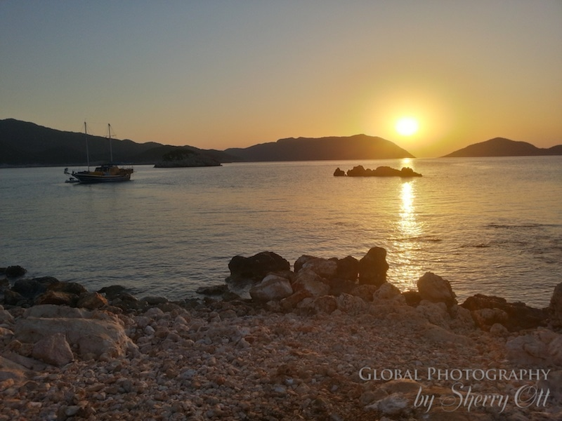 lycian way boat and hike