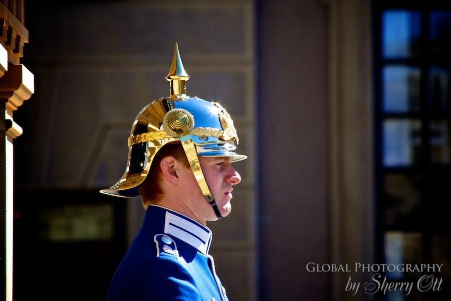 Stockholm military