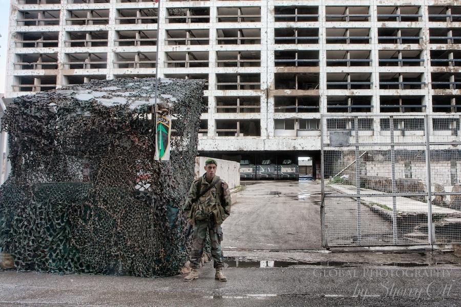 Beirut Military