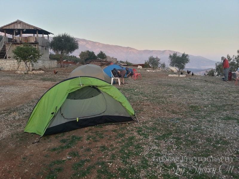 Demre camping