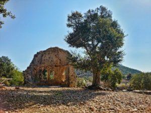 Beloren Ruins lycian way