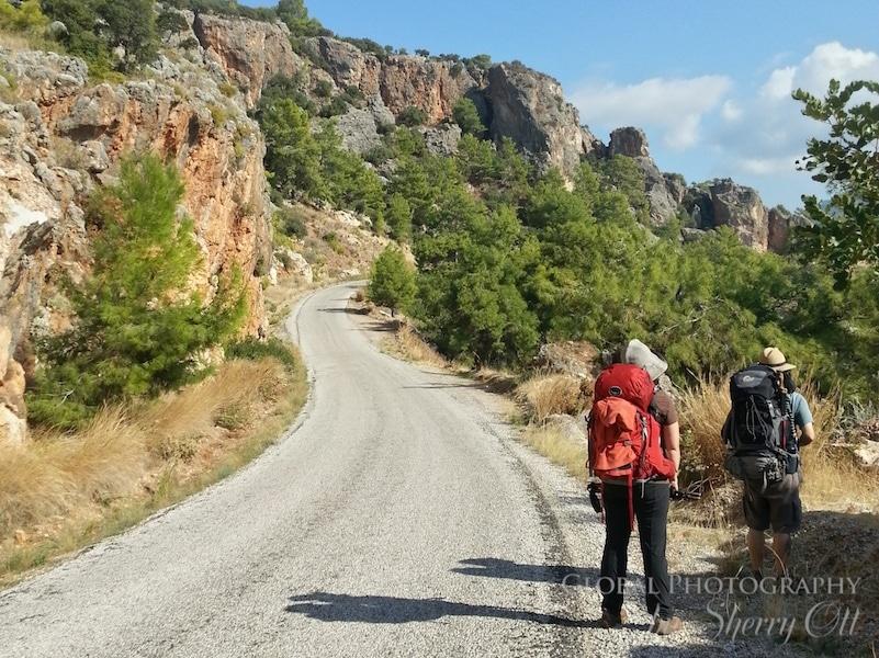 Kumluka Lycian Way