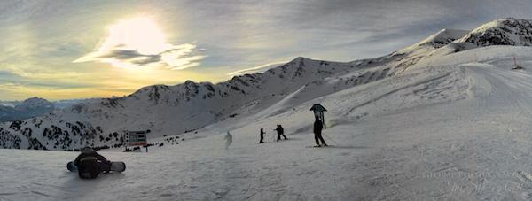 marmot basin skiing