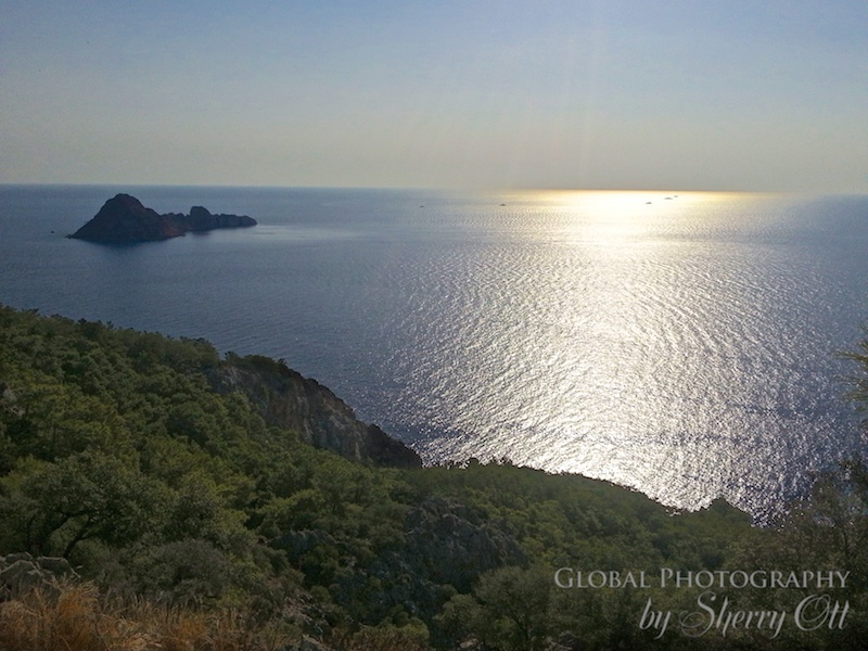 Remote Lighthouses in Turkey's Lycian Way