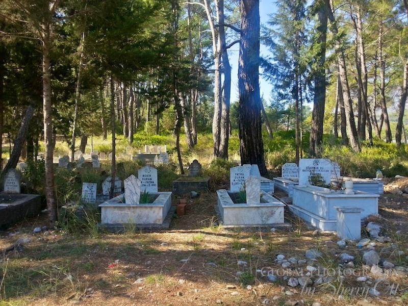 Cemetery olympus