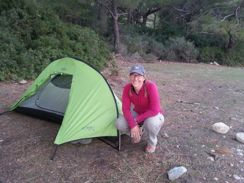 camping Lycian Way