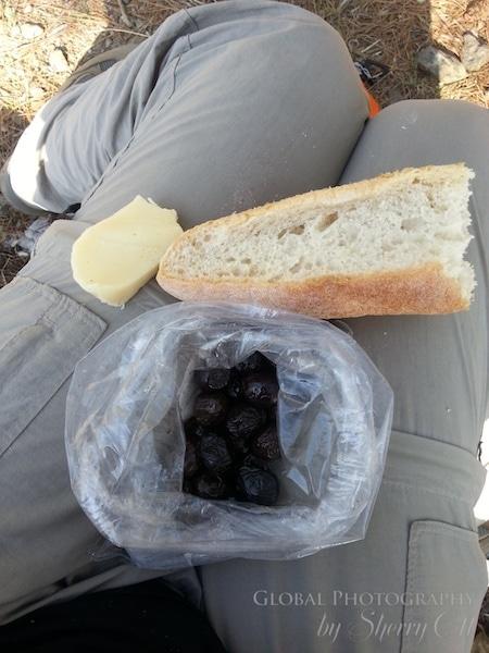 lycian way food
