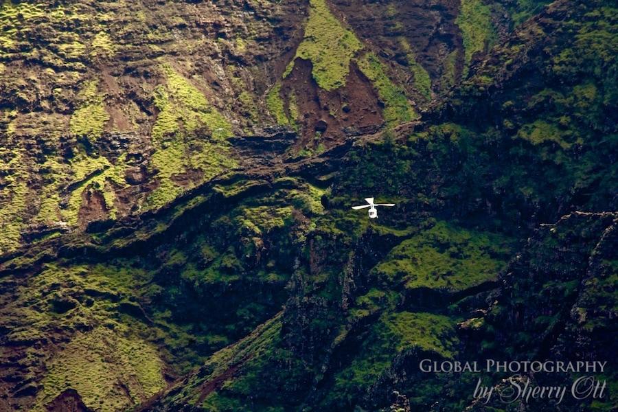 Helicopter Kauai 1