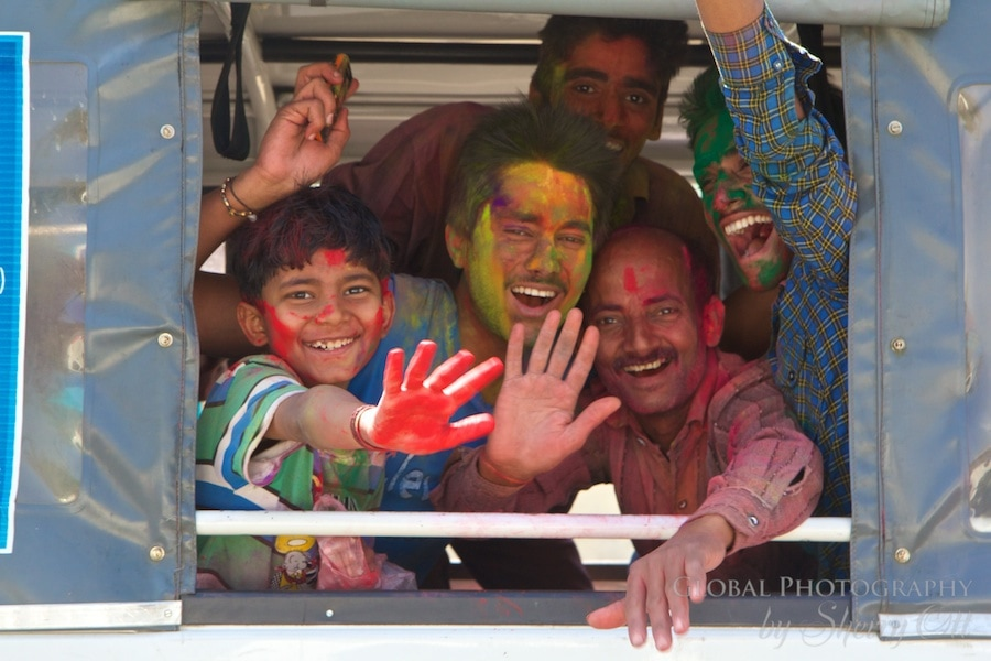 Holi photo post 6