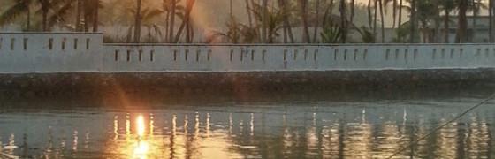 Hammock sunrise kerala