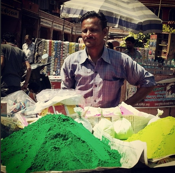 Holi powder for sale