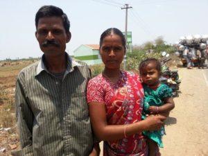 Indian Family portrait