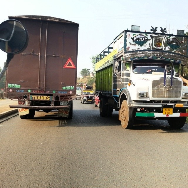 Rickshaw Run Road rules