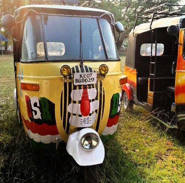 Rickshaw Run Kochi