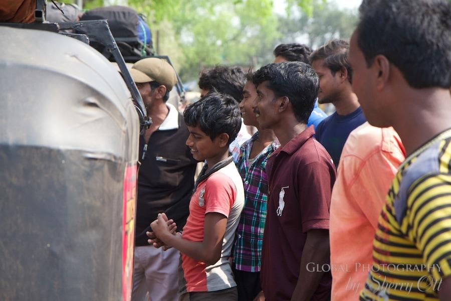 rickshaw run questions