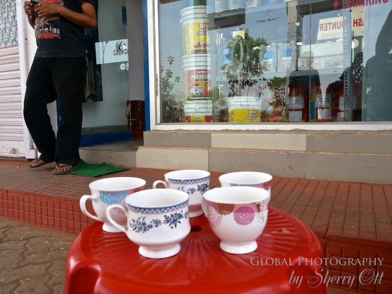Gas station chai