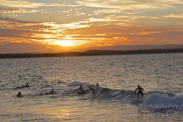 overcoming fear of surfing noosa