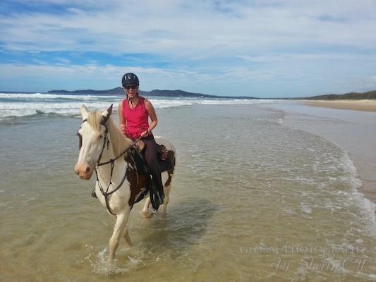 horseback riding Noosa