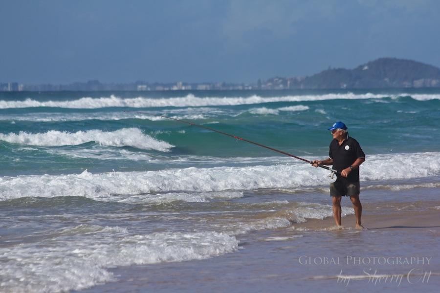 fishing gold coast australia