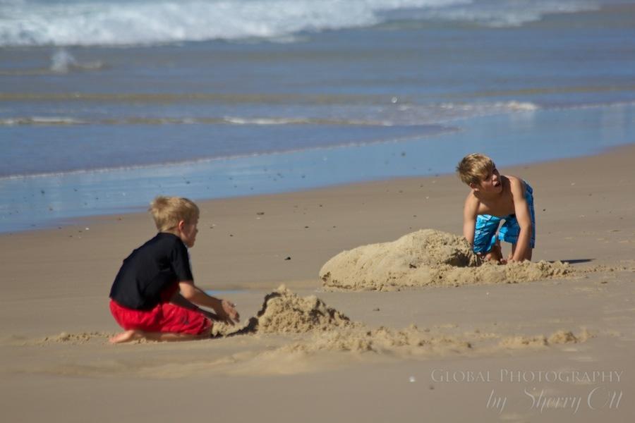 sand castle gold coast