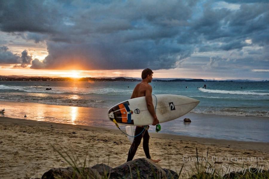 local surfing australia