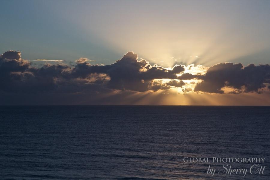 sunrise Gold Coast