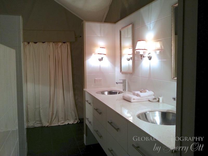 camping bathroom  Alure