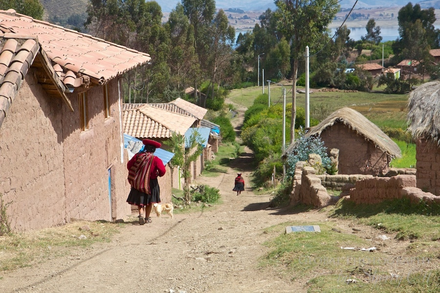 Sacred Valley Village Visit