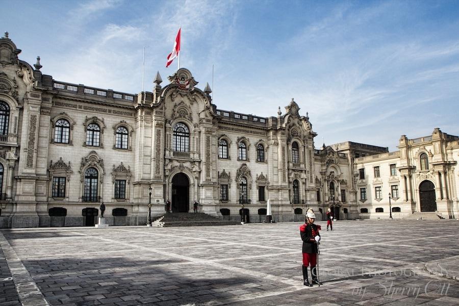 Government Palace Lima