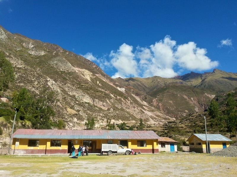 Socma Peru Quarry Trail