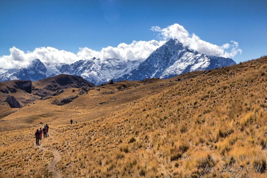 Inca Trail alternative Hiking in Peru