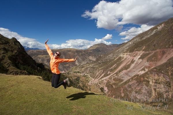 Andes trek