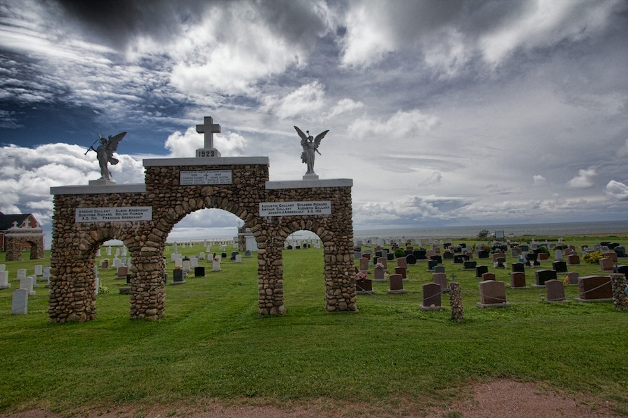 PEI Cemetery