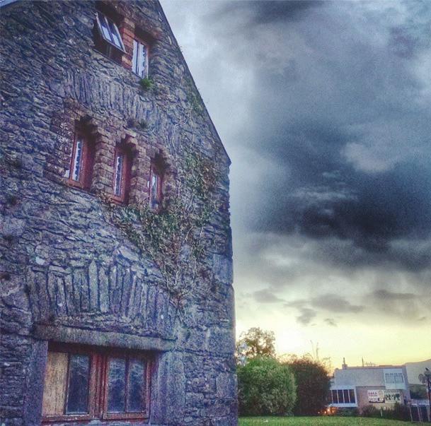 Killarney Ireland weather