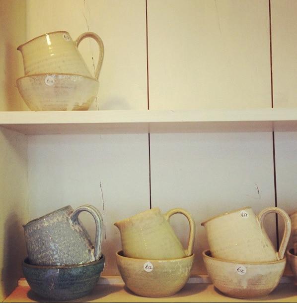 dunbeacon pottery