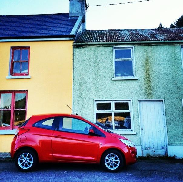 Ireland road trip