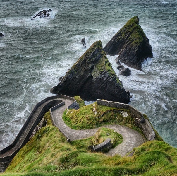 Dunquin Peir dingle