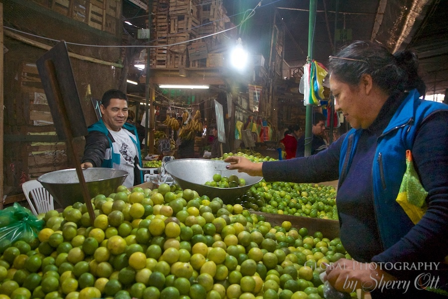 Puente Piedra Market Lima