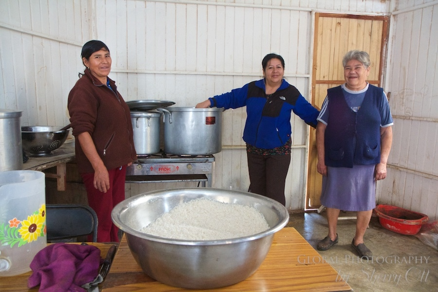 soup kitchen las laderas