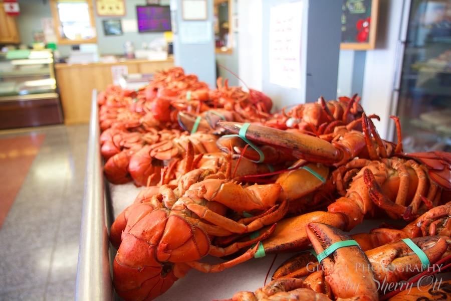 Collin's Lobster Shop