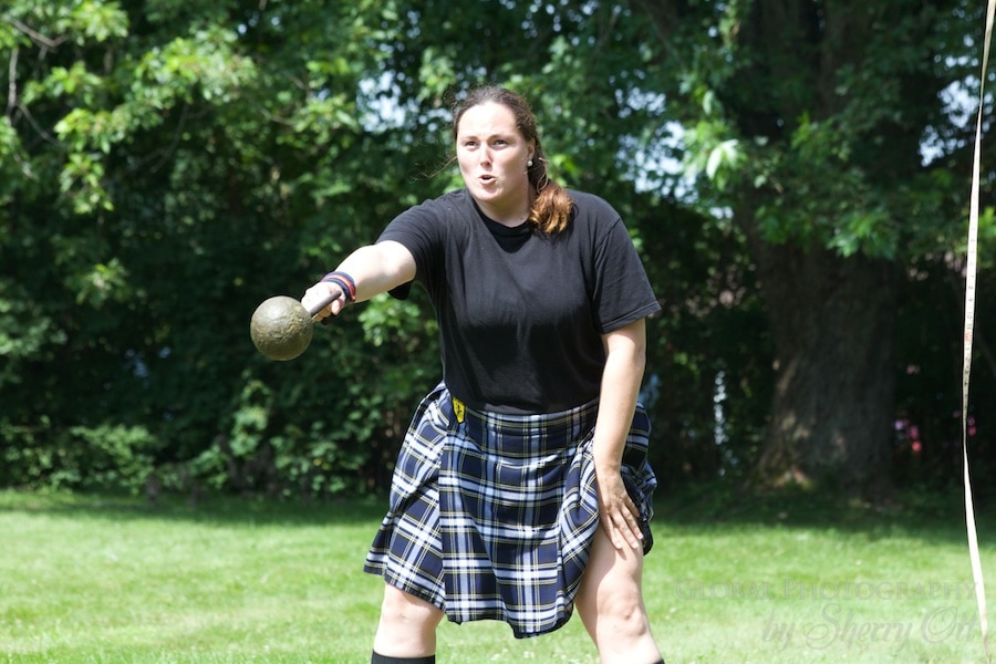 Scotish Heavy Competitions